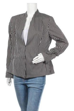 Дамско сако Myrine, Размер XL, Цвят Черен, 97% памук, 3% еластан, Цена 22,42лв.