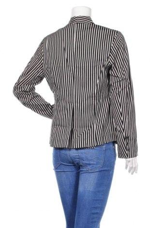 Дамско сако Myrine, Размер M, Цвят Черен, 97% памук, 3% еластан, Цена 22,42лв.