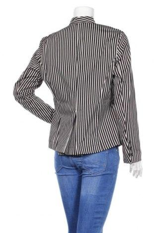 Дамско сако Myrine, Размер S, Цвят Черен, 97% памук, 3% еластан, Цена 22,42лв.