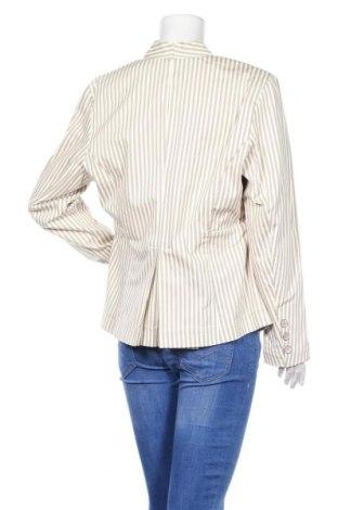 Дамско сако Myrine, Размер XXL, Цвят Бежов, 97% памук, 3% еластан, Цена 29,50лв.