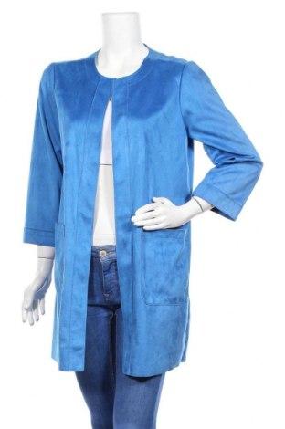 Дамско сако ONLY, Размер L, Цвят Син, Полиестер, Цена 9,56лв.
