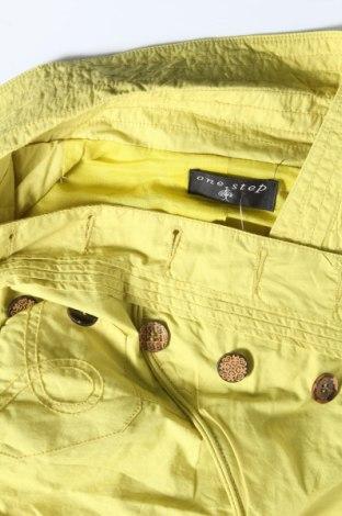 Дамско сако One Step, Размер M, Цвят Зелен, Памук, Цена 14,49лв.