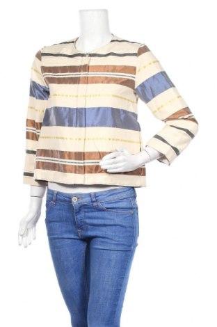 Дамско яке Please, Размер S, Цвят Многоцветен, 57% полиестер, 43% памук, Цена 89,55лв.