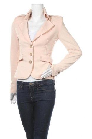 Дамско сако Rinascimento, Размер S, Цвят Розов, 95% полиестер, 5% еластан, Цена 40,95лв.