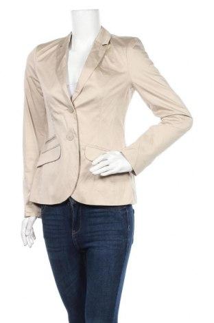 Дамско сако Sir Oliver, Размер XS, Цвят Бежов, 97% памук, 3% еластан, Цена 18,48лв.