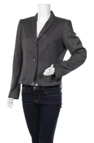 Дамско сако Tahari, Размер XL, Цвят Сив, 70% полиестер, 28% вискоза, 2% еластан, Цена 4,40лв.