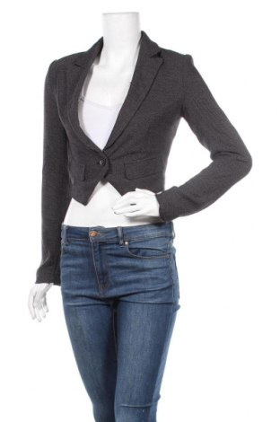 Дамско сако Tally Weijl, Размер S, Цвят Черен, 70% полиестер, 29% вискоза, 1% еластан, Цена 9,19лв.