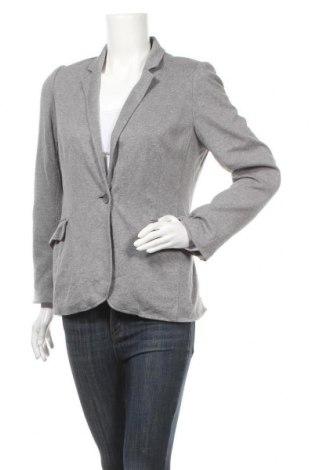 Γυναικείο σακάκι Talula, Μέγεθος M, Χρώμα Γκρί, 60% βαμβάκι, 40% μοντάλ, Τιμή 9,22€
