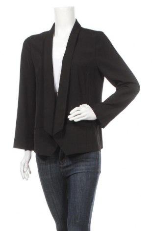 Дамско сако Trouve, Размер L, Цвят Черен, 90% полиестер, 10% еластан, Цена 6,83лв.