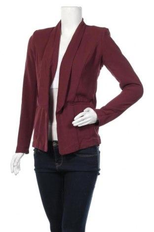 Дамско сако Vero Moda, Размер S, Цвят Червен, Полиестер, Цена 17,33лв.