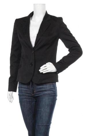 Дамско сако Vero Moda, Размер S, Цвят Черен, 73% полиестер, 25% вискоза, 2% еластан, Цена 23,52лв.