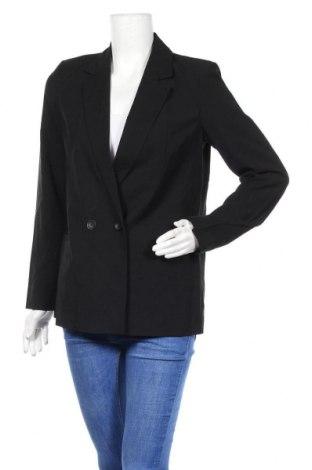 Дамско сако Vero Moda, Размер M, Цвят Черен, 93% вискоза, 7% полиестер, Цена 34,50лв.