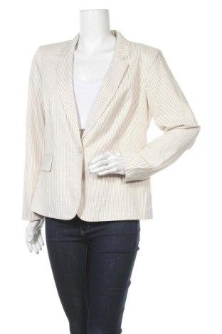 Дамско сако Vero Moda, Размер L, Цвят Бял, 61% полиестер, 38% вискоза, 1% еластан, Цена 6,09лв.