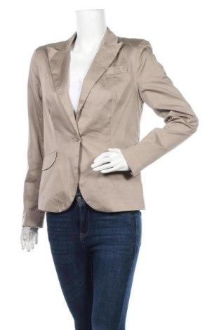 Дамско сако Vero Moda, Размер M, Цвят Бежов, 97% памук, 3% еластан, Цена 24,36лв.
