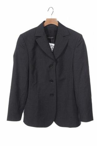 Дамско сако Windsor., Размер XS, Цвят Сив, Вълна, Цена 43,40лв.