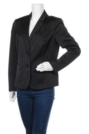 Дамско сако Yessica, Размер XL, Цвят Черен, 51% полиестер, 46% памук, 3% еластан, Цена 11,81лв.