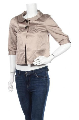 Дамско сако Zara, Размер M, Цвят Кафяв, Цена 29,93лв.