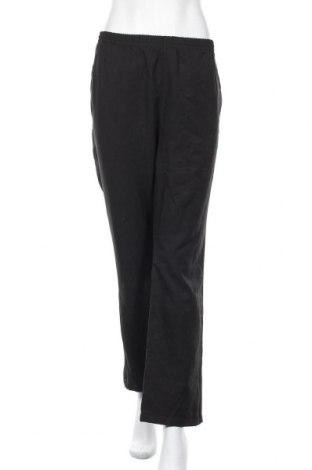 Γυναικείο αθλητικό παντελόνι Erima, Μέγεθος XL, Χρώμα Μαύρο, Πολυεστέρας, Τιμή 6,43€