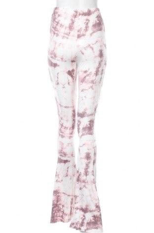 Дамски панталон Missguided, Размер S, Цвят Многоцветен, 95% вискоза, 5% еластан, Цена 14,40лв.