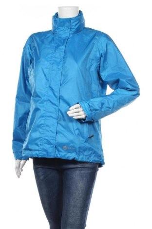 Дамско спортно яке, Размер M, Цвят Син, Полиестер, Цена 23,94лв.