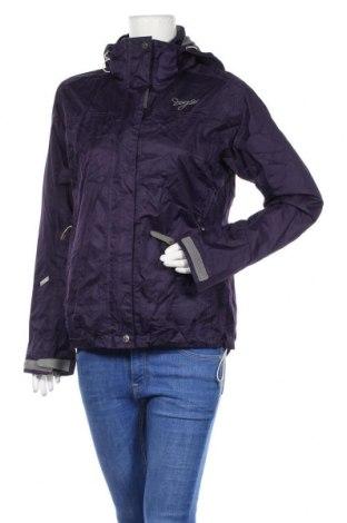 Дамско спортно яке, Размер M, Цвят Лилав, Цена 15,12лв.
