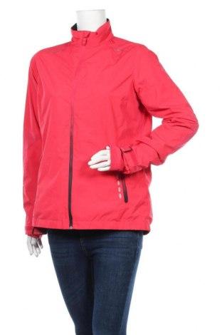 Дамско спортно яке, Размер L, Цвят Розов, Полиестер, Цена 11,39лв.