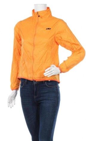 Дамско спортно яке Champion, Размер S, Цвят Оранжев, Полиамид, Цена 28,67лв.