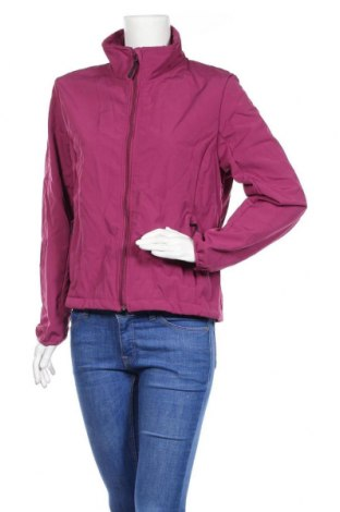 Дамско спортно яке Crane, Размер L, Цвят Лилав, 90% полиестер, 10% еластан, Цена 30,71лв.