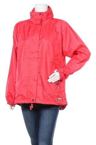 Дамско спортно яке Huski explorer, Размер XL, Цвят Червен, Полиестер, Цена 39,90лв.