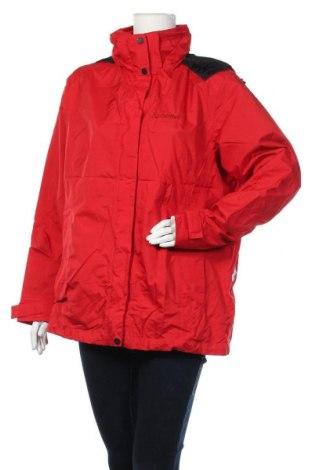 Дамско спортно яке Schoffel, Размер XL, Цвят Червен, Полиестер, Цена 46,75лв.