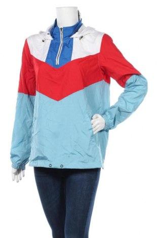 Дамско спортно яке Zine, Размер M, Цвят Многоцветен, Полиестер, Цена 32,76лв.