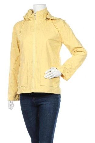 Дамско яке, Размер S, Цвят Жълт, 100% полиестер, Цена 10,14лв.