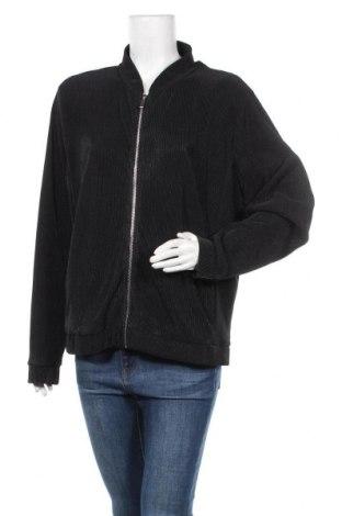 Дамско яке, Размер L, Цвят Черен, Цена 7,61лв.