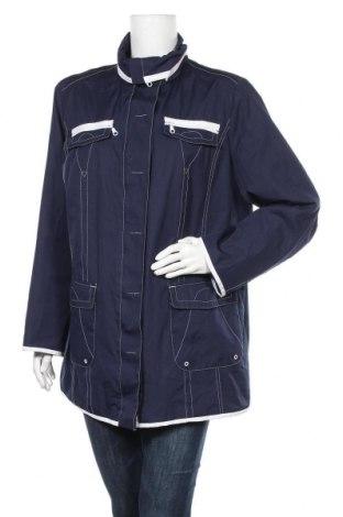 Дамско яке, Размер XL, Цвят Син, Полиестер, Цена 30,14лв.