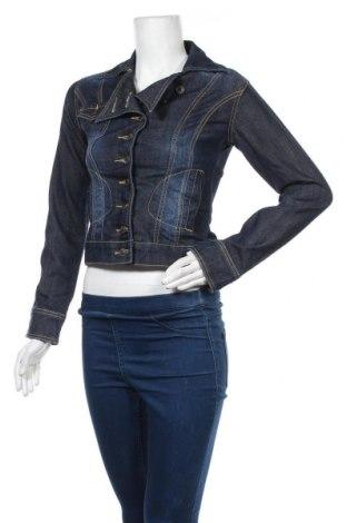 Дамско яке, Размер S, Цвят Син, 95% памук, 5% еластан, Цена 12,92лв.