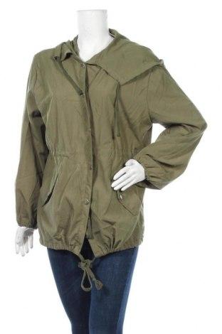 Дамско яке, Размер M, Цвят Зелен, Цена 32,34лв.