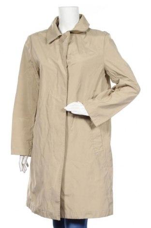 Дамски шлифер, Размер L, Цвят Бежов, Полиестер, Цена 15,25лв.