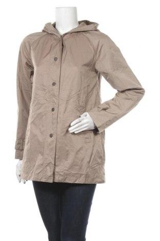 Дамско яке, Размер S, Цвят Бежов, 60% памук, 40% полиамид, Цена 26,46лв.