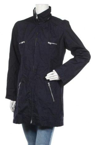 Дамско яке, Размер S, Цвят Син, 65% полиестер, 35% памук, Цена 8,94лв.