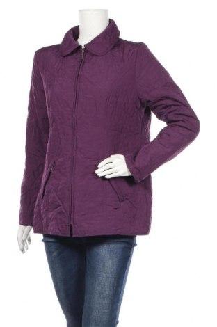 Дамско яке, Размер M, Цвят Лилав, Полиестер, Цена 8,82лв.