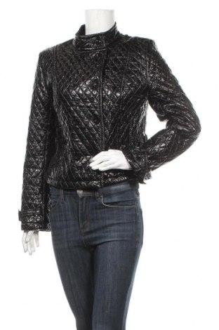 Дамско яке, Размер L, Цвят Черен, Полиестер, Цена 36,23лв.