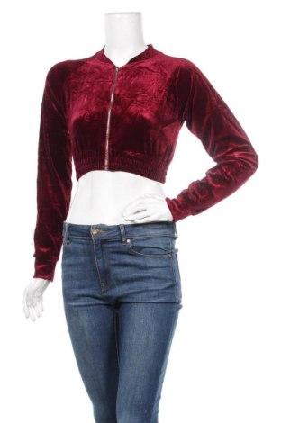 Дамско яке, Размер S, Цвят Червен, Цена 7,56лв.