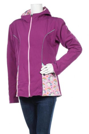 Дамско яке, Размер XL, Цвят Розов, Полиестер, Цена 26,78лв.