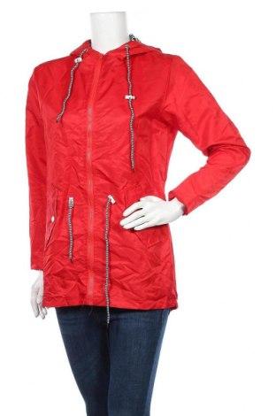 Дамско яке, Размер M, Цвят Червен, 95% полиестер, 5% еластан, Цена 34,02лв.