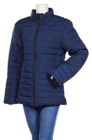 Дамско яке, Размер XL, Цвят Син, Цена 47,88лв.