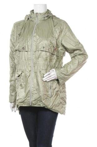 Дамско яке, Размер XL, Цвят Зелен, Полиестер, Цена 16,75лв.