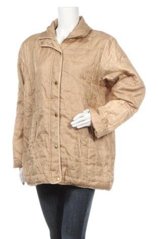 Дамско яке, Размер XL, Цвят Бежов, Полиестер, Цена 6,51лв.