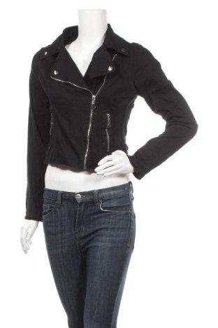 Дамско яке, Размер L, Цвят Черен, Цена 12,92лв.
