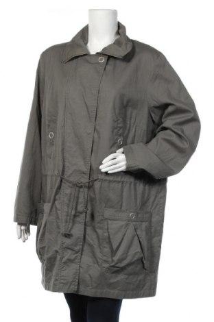 Дамско яке, Размер XXL, Цвят Зелен, Памук, Цена 26,78лв.