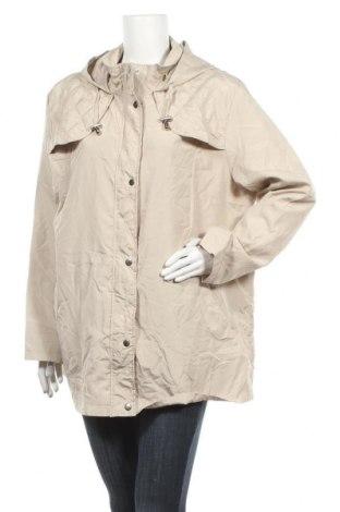 Дамско яке, Размер 3XL, Цвят Бежов, Цена 26,62лв.